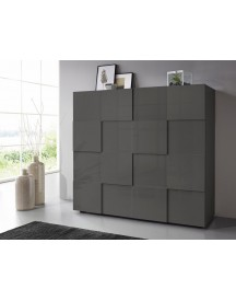 Lc Highboard Dama, Breedte 121 Cm afbeelding