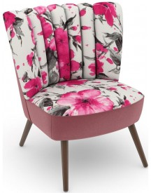 Max Winzer® Build-a-chair Fauteuil Aspen In Retro-look, Om Zelf Te Stylen afbeelding