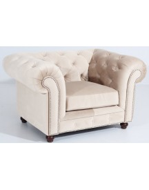 Max Winzer® Chesterfield-fauteuil Old Engeland afbeelding