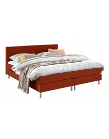 Boxspring Ambra Bonell Vlak 2-persoons afbeelding