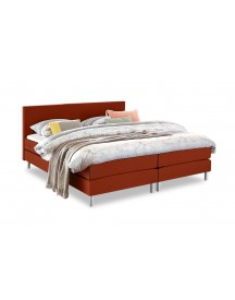 Boxspring Ambra Vlak - 2-persoons afbeelding