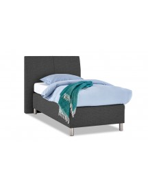 Boxspring Trevi Vlak - 1-persoons afbeelding