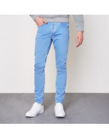 Sid - Lichtblauwe Skinny-fit Jeans afbeelding
