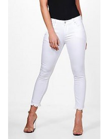 Gabby Cropped Skinny Jeans afbeelding