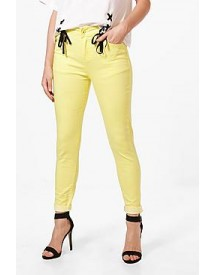Helena Mid Rise Skinny Jeans afbeelding
