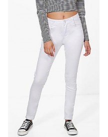 Laura Mid Rise Skinny Jeans afbeelding