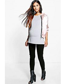 Maternity Kacy High Waisted Over The Bump Skinny Jean afbeelding