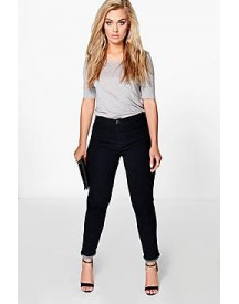 Plus Laura High Waisted Tube Jean afbeelding