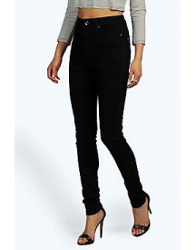 Rhea High Waisted Classic Stretch Skinny Jeans afbeelding