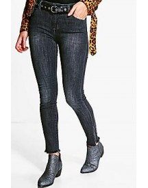 Sofia Distressed Skinny Jeans afbeelding