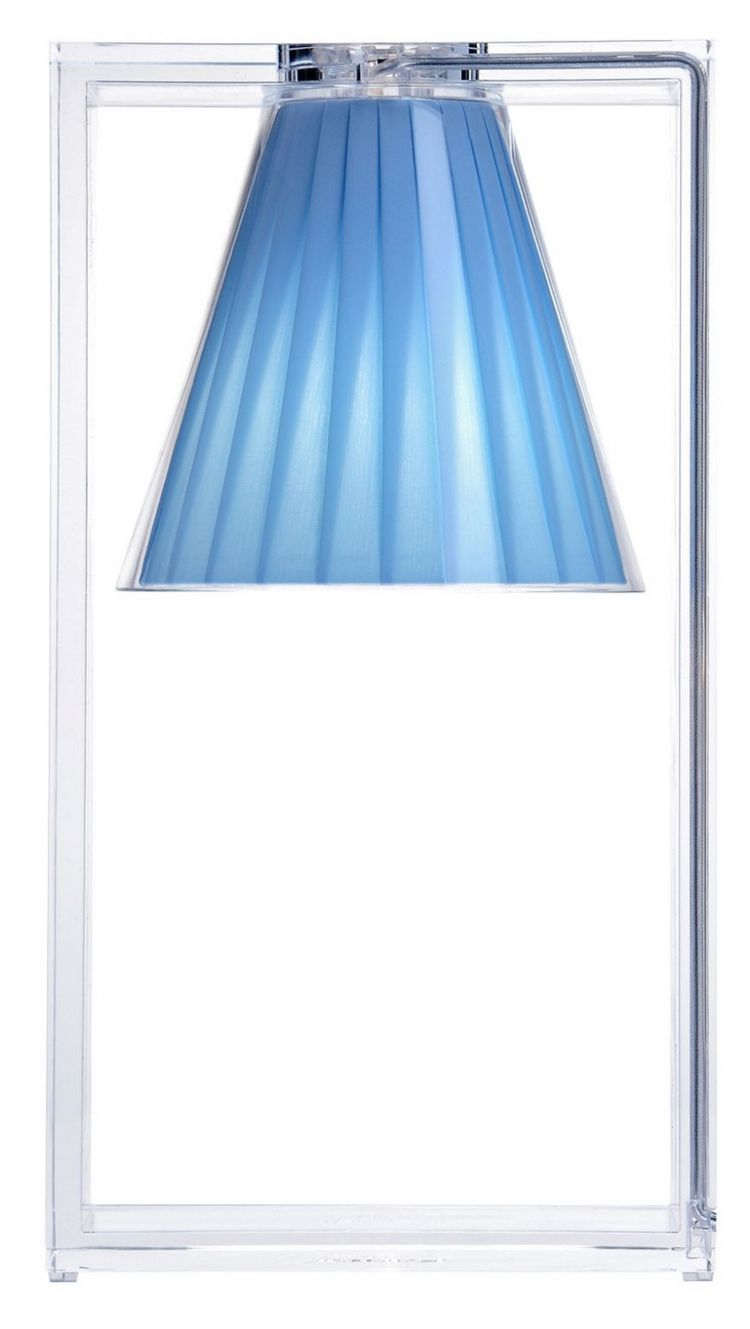 Image Kartell - Light Air Lamp - Blauw