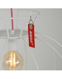 Anne Lighting - Crinoline Hanglamp - Wit afbeelding