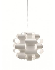 Casamania - Insideout Hanglamp - Wit afbeelding