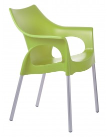 Scab Ola Stoel Chair - Pistache (showroom Model) afbeelding