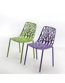 Forest Chair Lila- Fast afbeelding