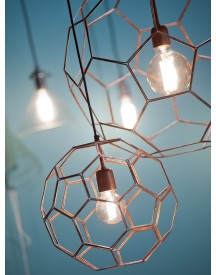 Its About Romi - Marrakesh Hanglamp - Koper S afbeelding