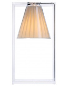 Kartell - Light Air Lamp - Beige afbeelding