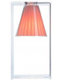 Kartell - Light Air Lamp - Roze afbeelding