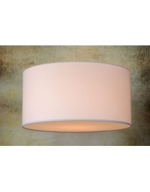 Lucide - Coral Hanglamp - Wit - Groot afbeelding