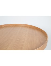 Zuiver - Oak Tray Coffee Table - Bruin afbeelding