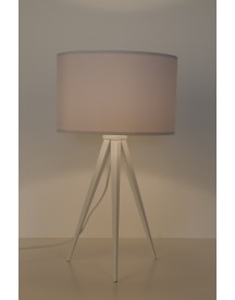 Zuiver - Tripod Table Lamp - Wit afbeelding