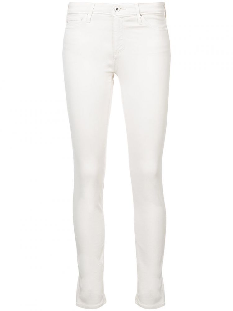 Image Ag Jeans - Skinny Jeans - Women - Cotton/modal/polyester/polyurethane - 28