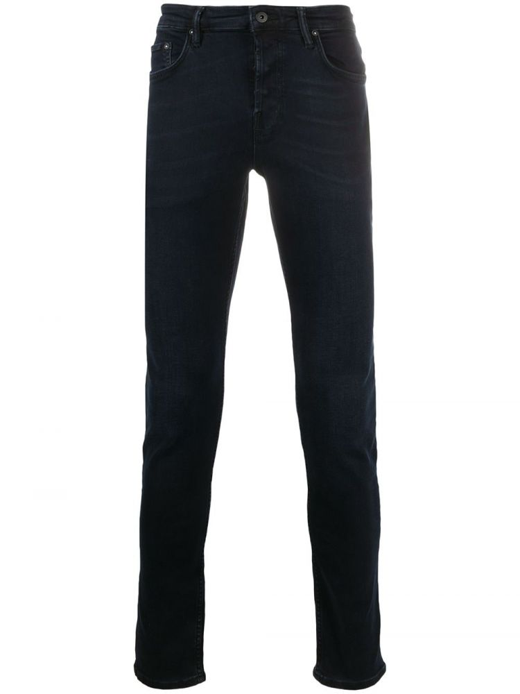 Image Allsaints Skinny Jeans - Blauw