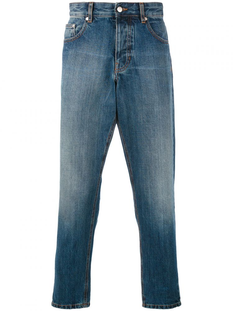 Image Ami Alexandre Mattiussi - Carrot Fit Jeans - Men - Cotton - 29