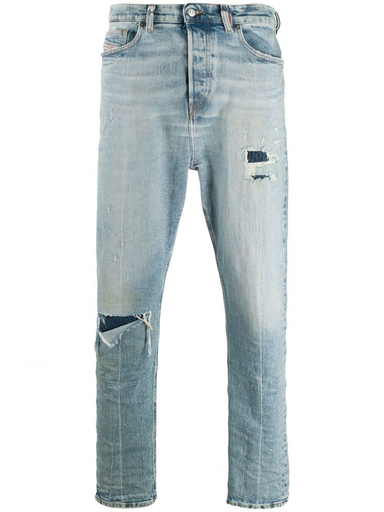 Image Diesel Carrot Jeans - Blauw