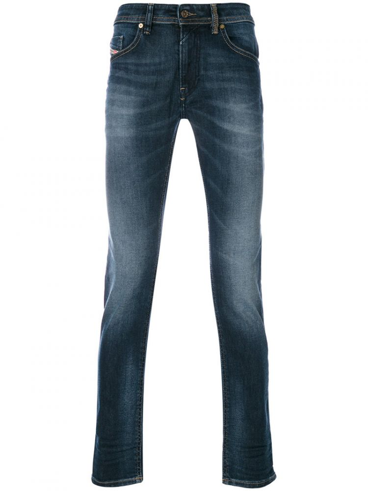 Image Diesel - Regular Jeans - Men - Cotton/polyester/spandex/elastane - 31