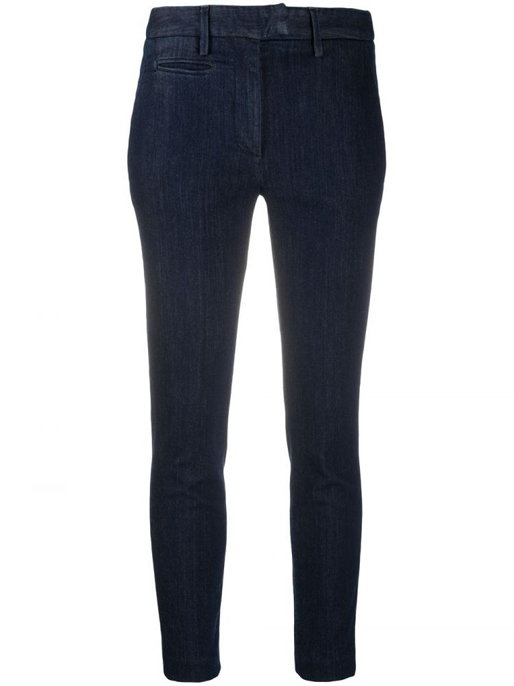 Image Dondup Mid-rise Skinny Jeans - Blauw