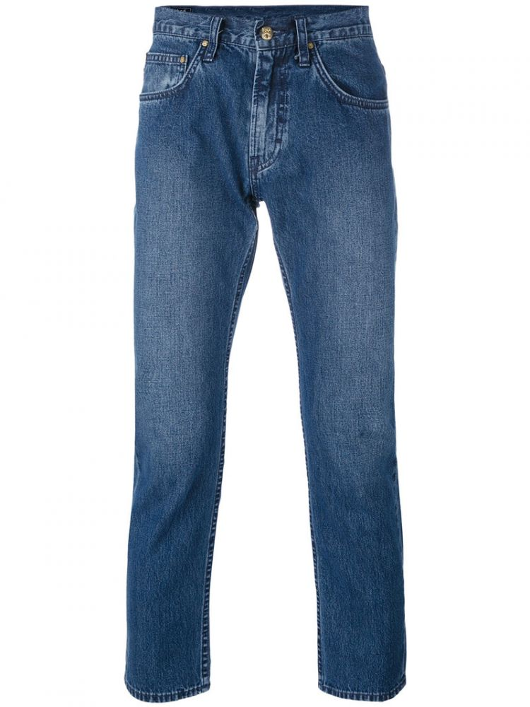 Image House Of Holland - Zip Powell Jeans - Men - Cotton - 34