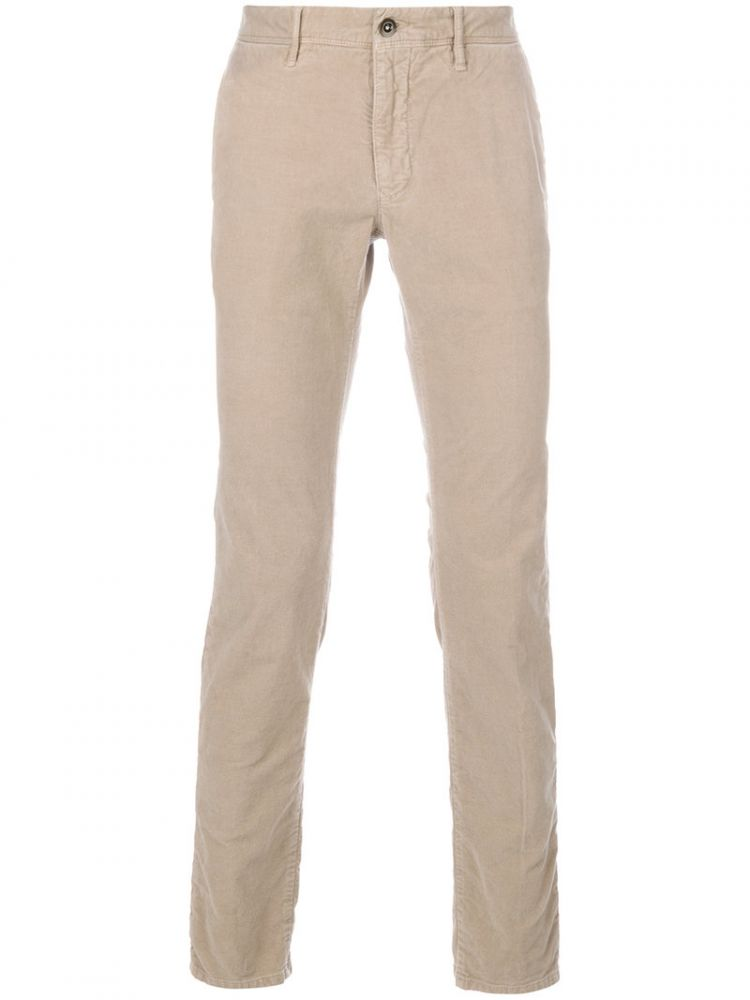 Image Incotex - Straight-leg Chinos - Men - Cotton/spandex/elastane - 31