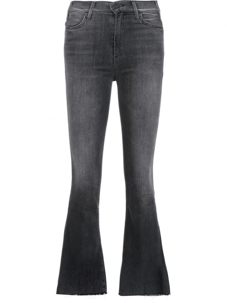 Image Mother - Bootcut Jeans - Women - Cotton/polyester/spandex/elastane - 28