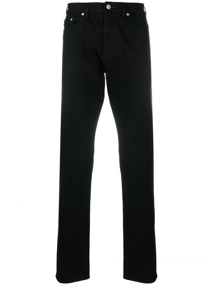 Image Ps Paul Smith Slim-fit Jeans - Zwart
