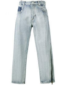3.1 Phillip Lim - Boyfriend Jeans - Women - Cotton - 4 afbeelding