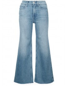 3x1 - Cropped Flared Jeans - Women - Cotton/polyurethane/lyocell - 23 afbeelding