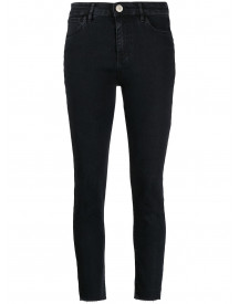 3x1 Cropped Jeans - Grijs afbeelding
