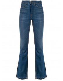 3x1 Flared Jeans - Blauw afbeelding
