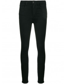 3x1 Skinny High Rise Jeans - Zwart afbeelding