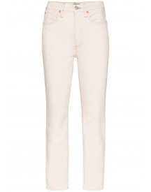 3x1 Slim-fit Jeans - Wit afbeelding