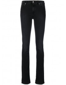 7 For All Mankind - Classic Skinny Jeans - Women - Cotton/polyester/spandex/elastane/viscose - 28 afbeelding