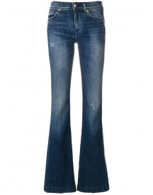 7 For All Mankind - Flared Jeans - Women - Cotton/spandex/elastane - 29 afbeelding