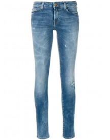 7 For All Mankind - Piper Jeans - Women - Cotton/polyester/spandex/elastane - 25 afbeelding