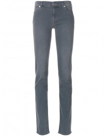 7 For All Mankind - Roxanne Jeans - Women - Cotton/polyester/spandex/elastane/modal - 30 afbeelding