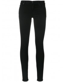 7 For All Mankind - Skinny Jeans - Women - Cotton/polyester/spandex/elastane/modal - 28 afbeelding