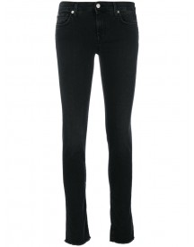 7 For All Mankind - Skinny Jeans - Women - Cotton/polyester/spandex/elastane/viscose - 31 afbeelding