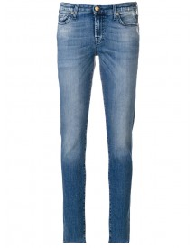 7 For All Mankind - Skinny Jeans - Women - Cotton/spandex/elastane - 30 afbeelding