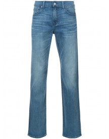 7 For All Mankind - Slim-fit Jeans - Men - Cotton - 28 afbeelding