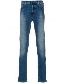 7 For All Mankind - Slim-fit Jeans - Men - Cotton/polyester/spandex/elastane - 32 afbeelding